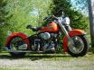 1950 pan head Harley