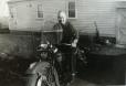My Grandpa on his bike